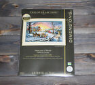 Dimensions Counted Cross Stich Gold Collection Pleasures of Winter 35208