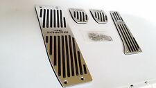 AC Schnitzer alu pedal set manual BMW E36 E46 E81 E82 E84 E87 E88 E90 E91 E92 M3