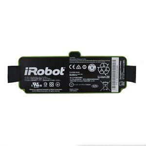 iRobot Akku Li-ion 20 für Roomba 6/7/8/9er Reihe DC 14,4V 3300mAh