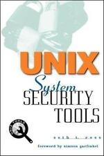 UNIX System Security Tools Ross, Seth Paperback