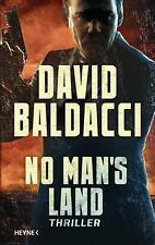 No Man's Land von David Baldacci (Gebundene Ausgabe)