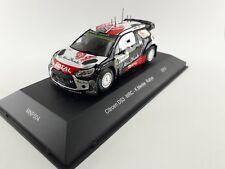 Citroen DS3 WRC Kris Meeke Rally Sardinia 2015 - IXO MNP504