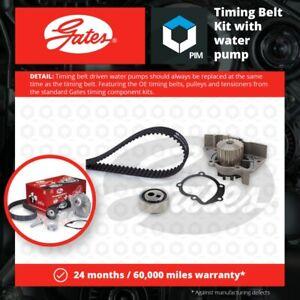Timing Belt & Water Pump Kit fits PEUGEOT 205 Mk2, Mk2 Gti 1.6 1.9 92 to 98 Set