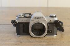 Canon AE1 SLR Camera. 35mm Classic Film Camera.