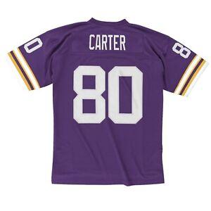 Minnesota Vikings Cris Carter #80 Mitchell & Ness Men's Retired Legacy Jersey