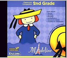 Madeline 2nd Grade. Brand New Pc. Learning Made Fun. Ships Fast and Ships Free.