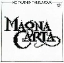 MAGNA CARTA No Truth In The Rumour (2018) 14-track CD album digipak NEW/SEALED