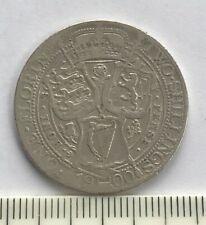 Collectable Silver 1900 Queen Victoria Florin
