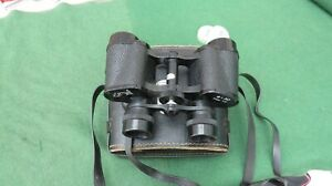 PAIR OF SWALLOW 8 X 30 BINOCULARS WITH CARRYING CASE