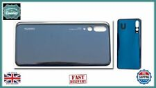 for HUAWEI P20 Pro Back Rear Battery Cover with Adhesive BLACK