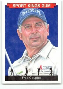 2018 SportKings Sport Kings #17 Fred Couples Golf