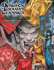 Dungeon Crawl Classics RPG:  #78: Fate's Fell Hand GMG5079