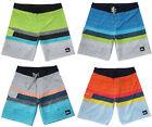QUIKSILVER Stretch Mens Board Shorts Quick Dry Surf Pants Beach Shorts Swimwear