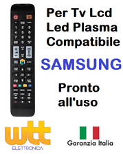 Telecomando compatibile per SAMSUNG universale per TV Lcd Led Smart TV