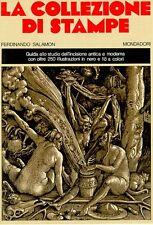 SALAMON Ferdinando, La collezione di stampe