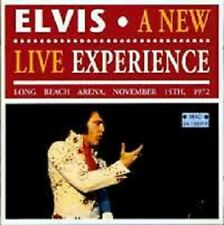 ELVIS CD A NEW LIVE EXPERIENCE