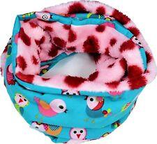 Bufanda Tubo para Niños Multicolor con Patrón Micropolar Polar Algodón