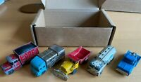 Vintage Husky / Corgi Job Lot 1 - Various Play worn model trucks
