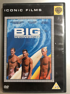 Big Wednesday DVD 1978 Cult Surfing Surf Movie Classic Iconic Films