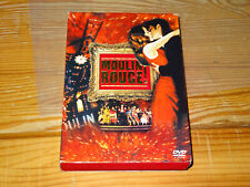 MOULIN ROUGE (PREMIUM EDITION, BOX MIT SAMT-ÜBERZUG) / JAPAN 2-DVD-BOX-SET 2002