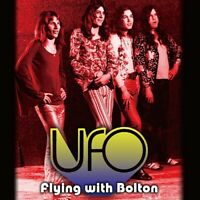 UFO FLYING WITH BOLTON 1971 2CD LOST AND FOUND LAF2623 2624 HARD ROCK BAND