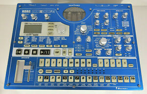 Korg Electribe EMX-1 Röhren Synthesizer Groovebox SD 256 Patterns, 64 Songs *