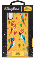 Disney Parks Enchanted Tiki Room Birds OtterBox Case iPhone 10 X / XS NEW