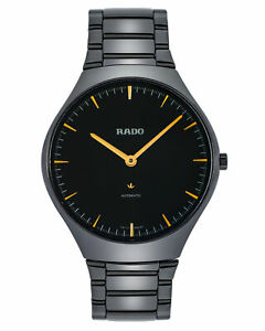 Rado True Thinline L Ceramic Automatic Men's Watch R27969172