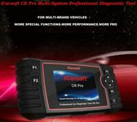 Latest 2020 iCarsoft CR PRO EPB Multi-brand Multi-system Car Diagnostic Tools H2