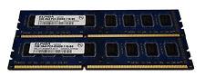 Elpida 4gb (2x2gb) 2rx8 pc3-8500u-7-10-b0 memoria RAM