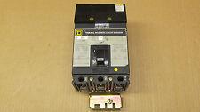 1 Square D Fc34030 Fc 30 Amp 3 Pole 480 Volt Circuit Breaker Grey Labl 30A 480V
