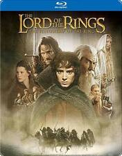 The Lord of the Rings: The Fellowship of the Ring Blu Ray , Steelbook
