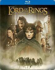 The Lord of the Rings: The Fellowship of the Ring (Blu-ray Disc, 2013, 2-Disc Se