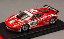 Ferrari 458 GT2 #59, Farnbacher 2012 Le Mans, Fujimi FJM1343002  Resin  1/43