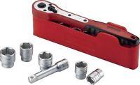 Fast Shipping Teng Tools 3/8 Drive Ratchet Sockets Set Tool Set Holder 8-19mm