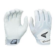 Easton HF3 Woman's XL Fastpitch Gloves White/White, new