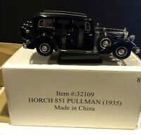 HORCH 851 PULLMAN 1935 1:18 Ricko RC32109 New in box. Never displayed. On stand.