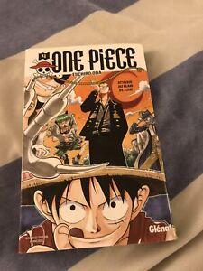 Manga One Piece Tome 4,5