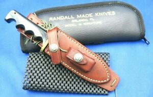 Randall Made Knives: Model 14 Mini ATTACK  - Serial #2511 MINT CONDITION MADE IN