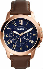 Fossil Men's Chronograph Watch Set - FS5188SET