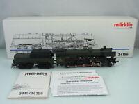 Märklin 34156 Dampflok Serie 26 der SNCB Delta-Digital in OVP