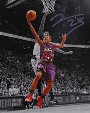 Toronto Raptors Lou Williams Signed NBA Basketball 8x10 Autograph COA Picture