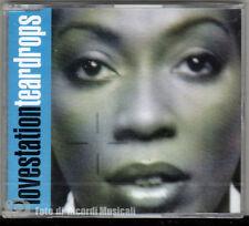 CDS/CDM  TEARDROPS - LOVE STATION (SIGILLATO)