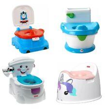 Fisher Price Kids Potty Toilet Training Toy With Sounds Thomas Puppy Unicorn