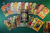 JoJo's Bizarre Adventure Tarot Card Kujou Jotarou Japanese Anime 31 Cards In Box