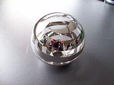Cristal Pantalla de Lámpara Vidrio De Reemplazo Bola Cromado / Transparente G9