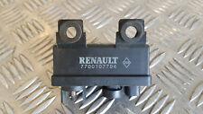 Boitier préchauffage Nagares - Renault Megane Scenic I phase 1 - Réf: 7700107794