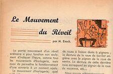 BRICOLAGE ET MAISON 7 JUIN 1950 RARISSIME ILLUSTRATIONS  DE M.TILLIEUX