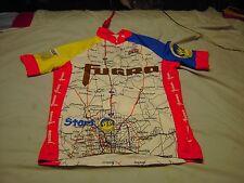 AUSSIE Fugro Cyclist Jersey  Team Cut Size Large