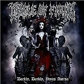 Cradle of Filth - Darkly, Darkly, Venus Aversa CD 2013 NEW SEALED